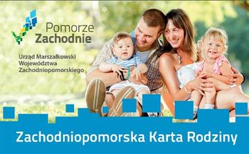 Zachodniopomorska Karta Rodziny